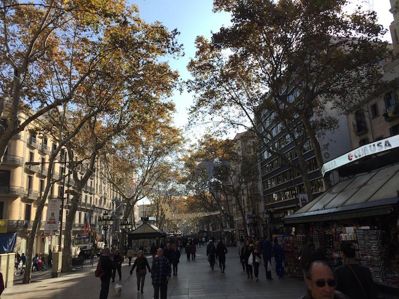 Barcelona y alrededores