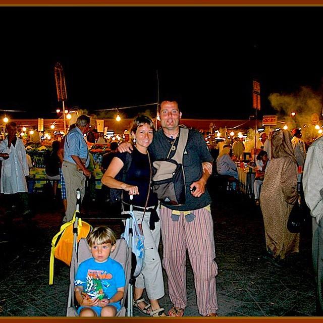 #Marrakesh volveríamos mañana mismo #Marruecos #viajacontuhijo #viajarconniños  #viajasenfamilia