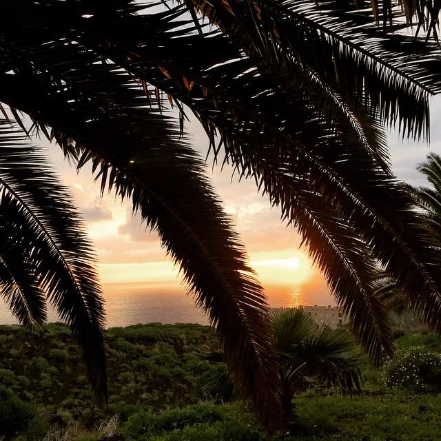 Buenos días a todos! #Tenerife #canarias #sunset #sunrise