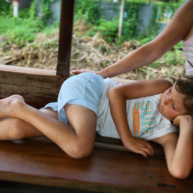 Un consejo: Acostumbra a tu hijo a dormir en cualquier sitio si quieres que tus viajes sean todo un éxito!  #viajacontuhijo #viajesenfamilia #Travelwithkids
