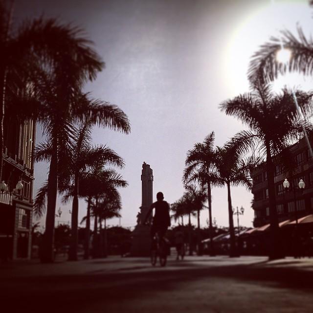 Plaza Candelaria #SantaCruzdeTenerife #Tenerife #Canarias #quesuerteviviraqui