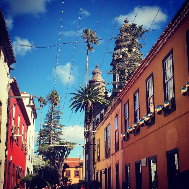 Paseo dominguero por #LaLaguna #Tenerife #Canarias