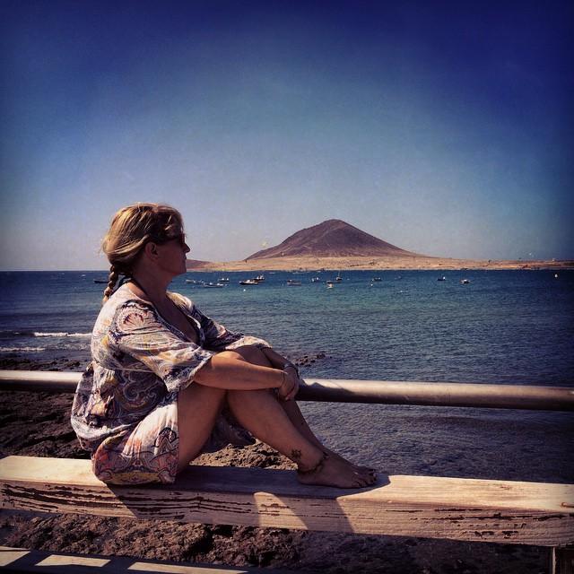 Uno de mis rincones favoritos #elmedano #Tenerife #Canarias #quesuerteviviraqui
