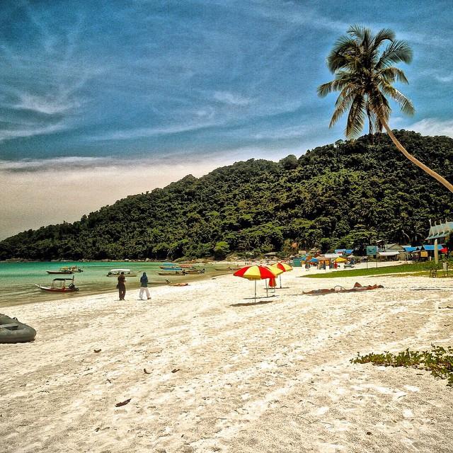 Recuerdos de Pulau Perhentian #LongBeach #Malaysia #Asiapara3 #beach #playa #surf #snorkel #diving #paraiso #paradise #viajar #viajacontuhijo #viajesenfamilia #photo #pics