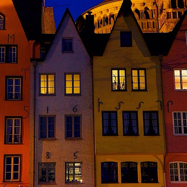 Enamorados de lo bonito #Alemania #köln #viajesenfamilia