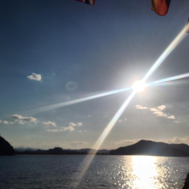 Belleza en #Berria #santoña @cantabriaturismo #blogtrip