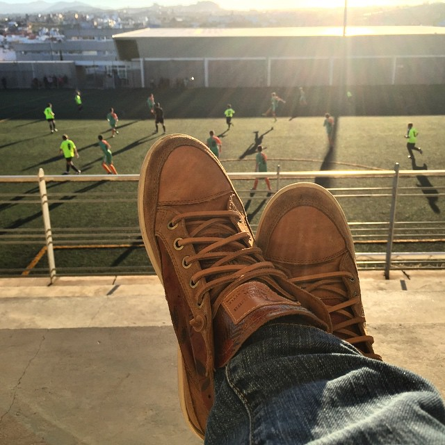 Hoy toca ejercer de mami y animar a mi chico @alvaro417 @panamajackboots #futbol #Valleseco #Tenerife