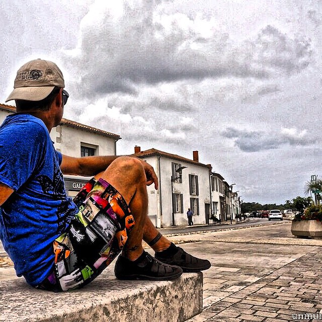 Que momentazo en la Ile de Ré @imaginafrancia en nuestro paso del #Europara3 con @panamajackboots #viajarconniños #viajacontuhijo #viajesenfamilia #travelwithkids #travel #instagram #pics #photo #Francia