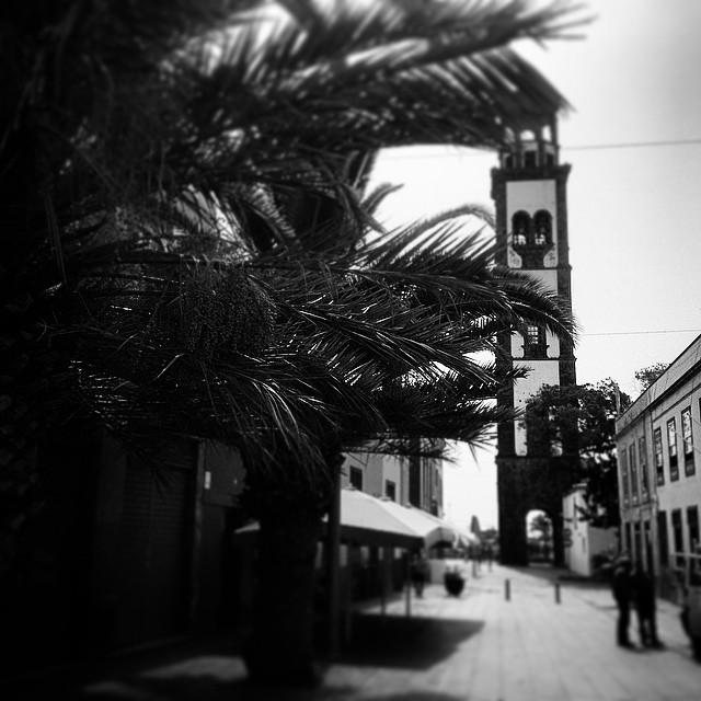 Iglesia de la Concepción #CallelaNoria #SantaCruzdeTenerife #Tenerife #Canarias #quesuerteviviraqui