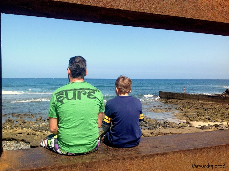 Tenerife con niños