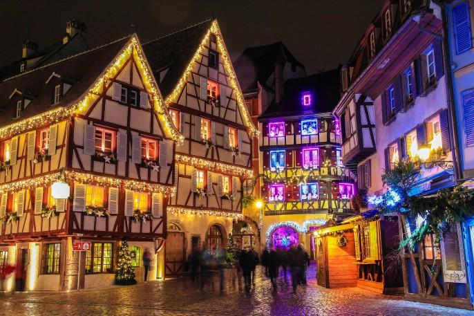 Francia en Navidad