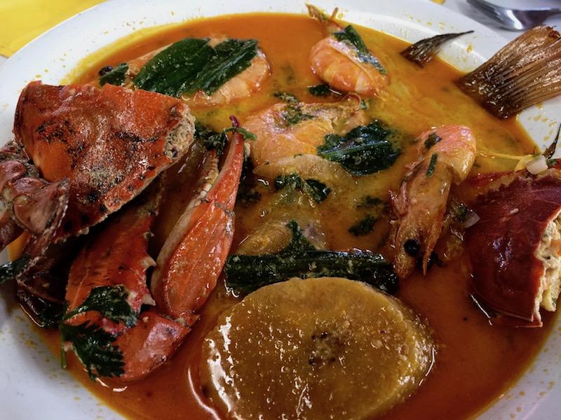 Gastronomia de Guatemala