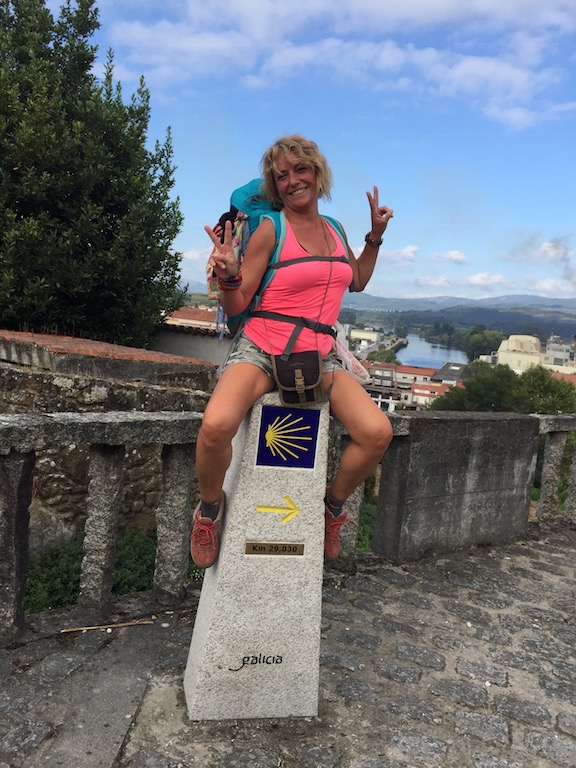 Ruta turística del Camino